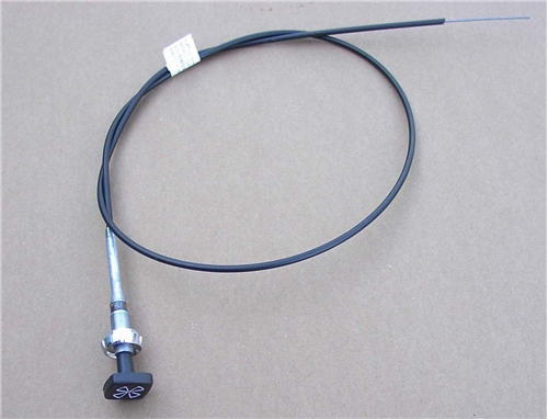 18 choke cable with knob mk4 1500 with manual choke rh spitbits com manual choke cable sticking manual choke cables ebay